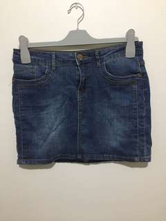 Size 10: Mini Skirt
