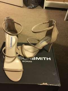 Windsor Smith Cynthia nude heels