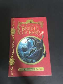 🚚 The Tales of Beedle the Bard