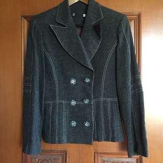 🚚 古著西裝外套 vintage