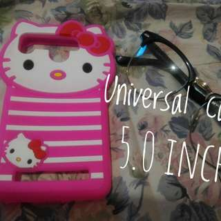 5.0 inch universal case 99.00 only