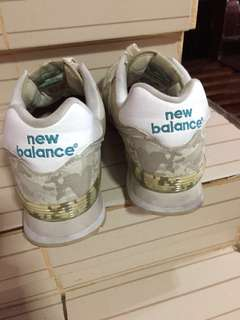 NEW BALANCE RUBBERSHOES (Limited Edition)