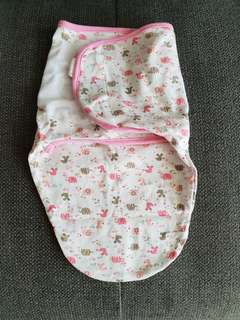 Swaddle Baby Semi Instant