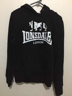 Lonsdale Hoodie: Size 12