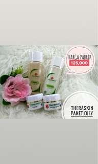 Paket Cream Oily (Kulit Berminyak)