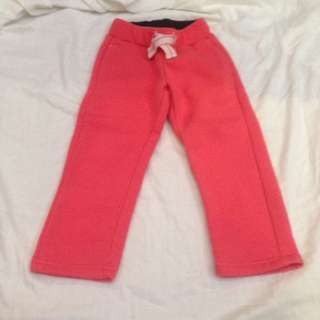 (POSTINCLD) CHARLIE&ME FLEECE PANTS