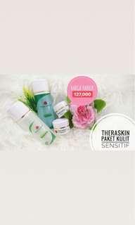 Paket Cream Sensitif (Kulit Sensitif)