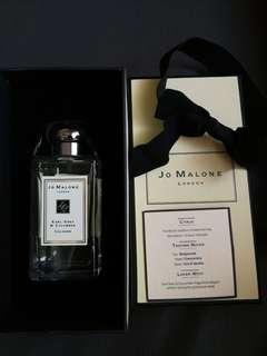 Jo Malone Earl Grey & Cucumber (unisex scent)