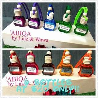 'Abiqa Car/Home perfume.   INSTOCK
