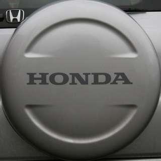 2002-06 Honda CRV Hard Spare Tire Cover