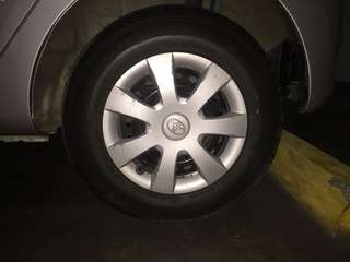 Wigo Stock Rims
