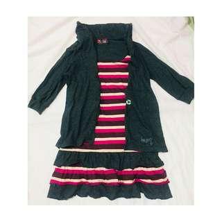 Authentic Bum mini dress