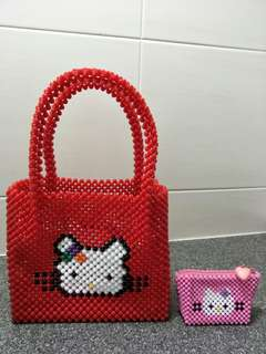 Hello Kitty Bag and Purse