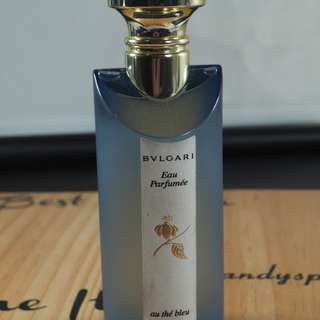 bvlgari eau the blue