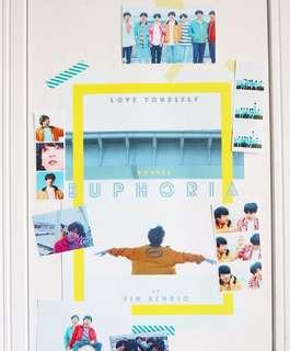 BTS Euphoria poster