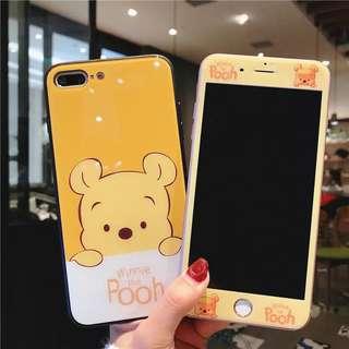 iPhone case+mon貼