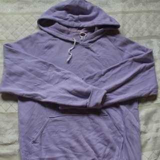 Pastel Purple Hoodie