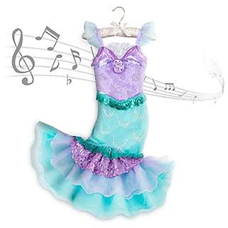 Princess Ariel Singing Costume