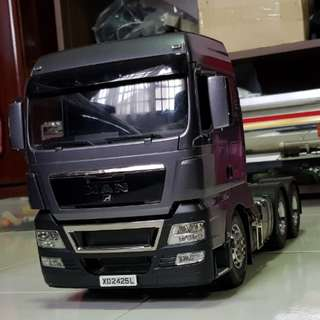 1/14 Tamiya rc truck MAN tgx