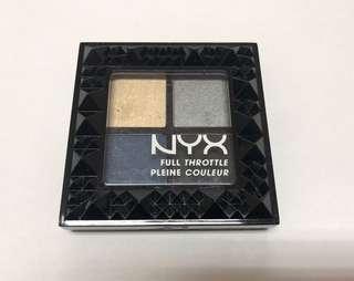NYX Full Throttle Pleine Couleur Eyeshadow