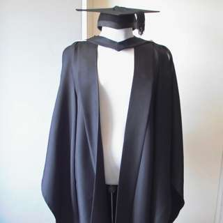 RENT graduation Robe, B. Mus (Royal College Of Music)