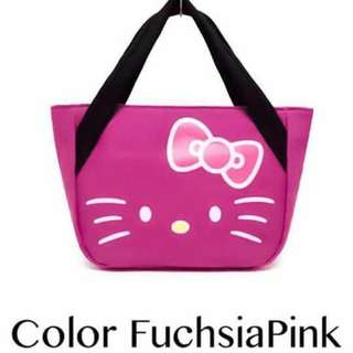 Hello kitty bag 10inch (more colors available)