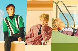 [Incoming Instocks] EXO - CBX Blooming Days Album