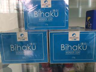 Bihaku soap