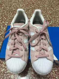 🈹 Adidas Stan Smith 粉白 波鞋