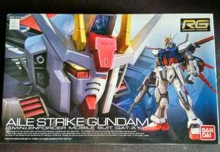 Aile Strike Gundam Kit 1/144