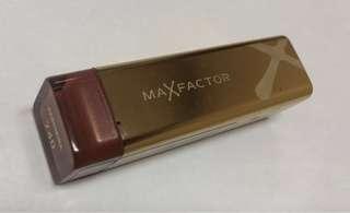 New Max Factor Colour Elixir Lipstick 740 Pashmina
