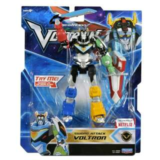 Playmates 5-inch Sword Attack Voltron