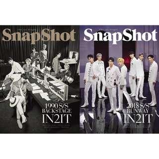 <<代購>> IN2IT - Snapshot (Runway/Backstage Ver.)
