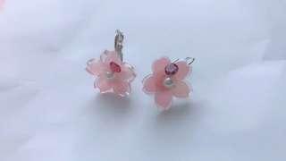 Sakura earing