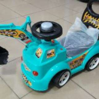 Kids Ride & Toys Tractor