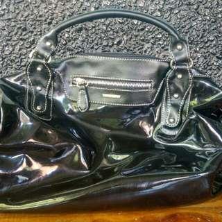 Black handbag sophie martin