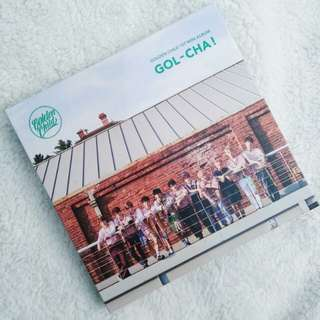 Golden Child First Mini Album