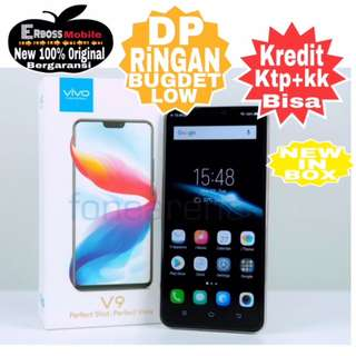 DP 1jtan Kredit Low Dp Vivo V9-64/4GB Resmi ditoko Promo ktp+kk wa;081905288895