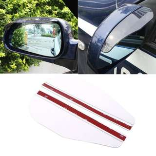 SIDE MIRROR RAINPROOF BLADE