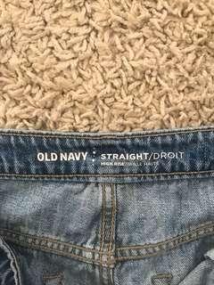 Old Navy Boyfriend Pants