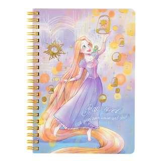 Japan Disneystore Disney Store Rapunzel Tangled Water Color Ring Note