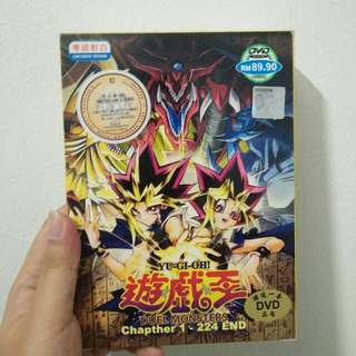 YU-GI-OH DUEL MONSTERS (CANTONESE VERSION)