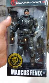McFarlane Gears of War 4 Marcus Fenix