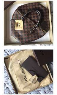 Lv speedy damier 30 authentic