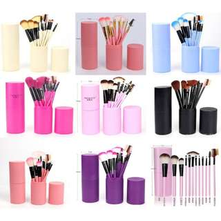 Brush Set + Tabung Penyimpanan