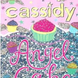 Cathy cassidy angel cake