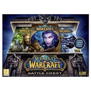 PC WORLD OF WARCRAFT BATTLECHEST