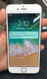 Iphone 6 32gb GLOBE