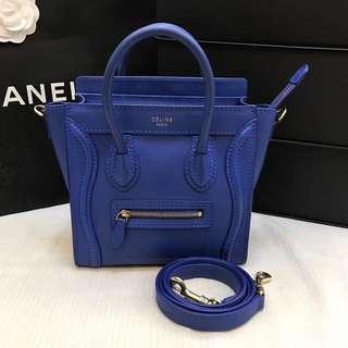 Celine Nano blue