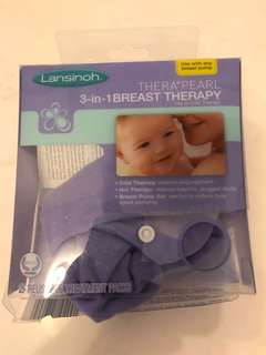 #BN# Lansinoh TheraPearl 3-in-1 breast therapy